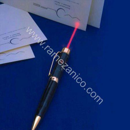 خودکار فلزی لیزر دار
