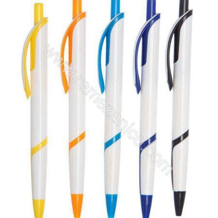خودکار پلاستیکی سفید ۲۰۳۶