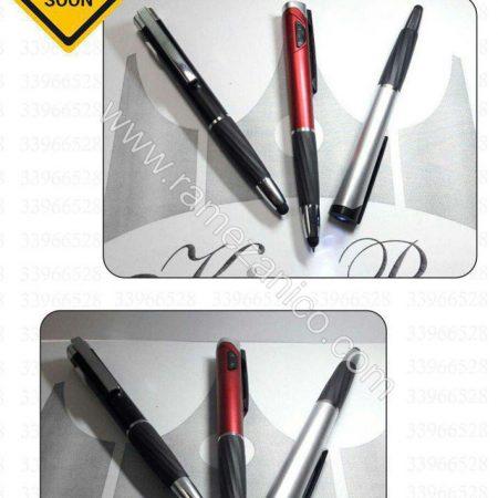 خودکار پلاستیکی لایتر تاچ King Pen