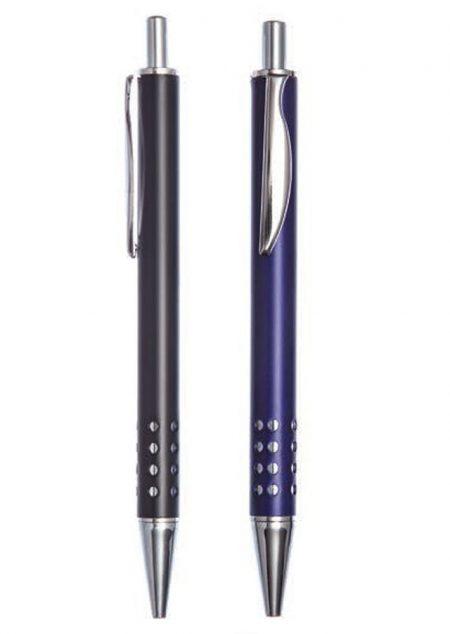 خودکار فلزی نگین